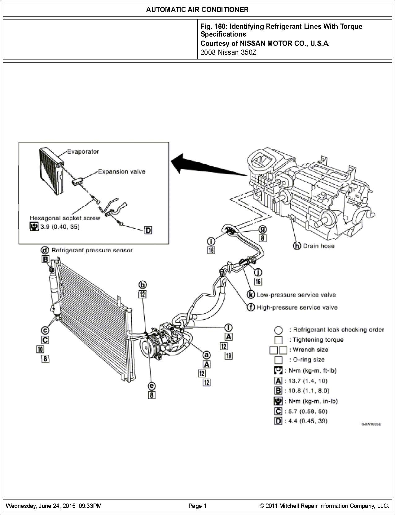 Nissan 350z Ac Diagram Car Wiring Diagrams Explained Need Help Finding Air Conditioning High Low Port My350z Com Rh 2004 Bose